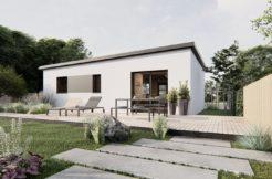 Maison+Terrain de 3 pièces avec 2 chambres à Vernon 27200 – 246651 € - ABOI-21-01-27-21