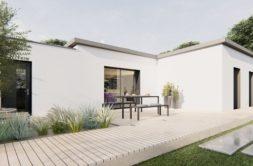 Maison+Terrain de 4 pièces avec 3 chambres à Vernon 27200 – 298117 € - ABOI-21-02-02-51
