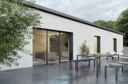 Maison+Terrain de 5 pièces avec 4 chambres à Vernon 27200 – 297889 € - ABOI-21-01-27-31