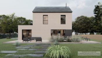Maison+Terrain de 4 pièces avec 3 chambres à Hardricourt 78250 – 292292 € - ABOI-21-02-02-181