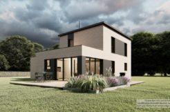 Maison+Terrain de 6 pièces avec 4 chambres à Port-Mort 27940 – 267976 € - ABOI-21-02-17-141