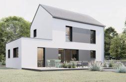 Maison+Terrain de 5 pièces avec 4 chambres à Vernon 27200 – 315832 € - ABOI-21-01-27-4