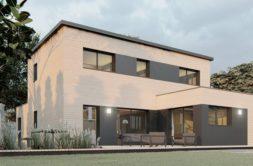 Maison+Terrain de 6 pièces avec 4 chambres à Vernon 27200 – 348449 € - ABOI-21-01-27-38