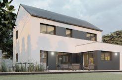 Maison+Terrain de 6 pièces avec 4 chambres à Tilly 27510 – 295807 € - ABOI-21-02-02-32
