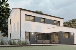 Maison+Terrain de 7 pièces avec 4 chambres à Saint-Hilaire-de-Chaléons 44680 – 328181 € - JLD-21-05-29-9