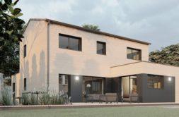 Maison+Terrain de 7 pièces avec 4 chambres à Limouzinière 44310 – 282842 € - JLD-21-05-29-4