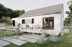 Maison+Terrain de 3 pièces avec 2 chambres à Vernon 27200 – 252125 € - ABOI-21-02-02-47