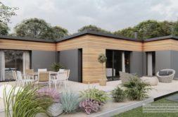Maison+Terrain de 4 pièces avec 3 chambres à Ploufragan 22440 – 194667 € - YLM-21-02-01-11