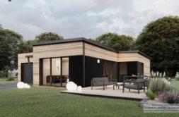 Maison+Terrain de 4 pièces avec 3 chambres à Plaintel 22940 – 279029 € - YLM-21-08-25-63