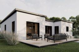 Maison+Terrain de 4 pièces avec 3 chambres à Vexin-sur-Epte 27630 – 254777 € - ABOI-21-02-17-90
