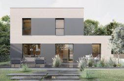 Maison+Terrain de 5 pièces avec 4 chambres à Ézy-sur-Eure 27530 – 259770 € - ABOI-21-02-02-79