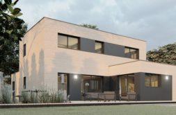Maison+Terrain de 5 pièces avec 4 chambres à Ézy-sur-Eure 27530 – 263351 € - ABOI-21-02-02-169