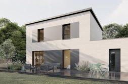 Maison+Terrain de 4 pièces avec 3 chambres à Écrosnes 28320 – 271240 € - SPA-21-02-06-148