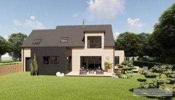 Maison+Terrain de 6 pièces avec 4 chambres à Tréméven 29300 – 318356 € - GCOL-21-09-16-4