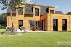 Maison+Terrain de 4 pièces avec 2 chambres à Port-Mort 27940 – 311494 € - ABOI-21-02-17-257