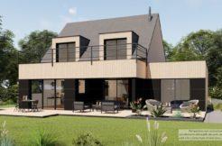 Maison+Terrain de 5 pièces avec 4 chambres à Port-Mort 27940 – 356976 € - ABOI-21-02-17-264