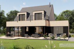 Maison+Terrain de 5 pièces avec 4 chambres à Vexin-sur-Epte 27630 – 351631 € - ABOI-21-02-17-244