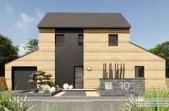 Maison+Terrain de 5 pièces avec 4 chambres à Bennecourt 78270 – 310190 € - ABOI-21-02-17-302