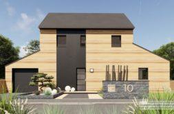 Maison+Terrain de 5 pièces avec 4 chambres à Vexin-sur-Epte 27630 – 281331 € - ABOI-21-02-17-342