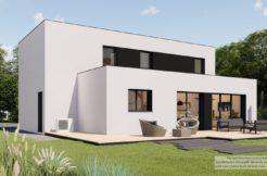 Maison+Terrain de 4 pièces avec 3 chambres à Saint-Pierre-de-Bailleul 27920 – 314820 € - ABOI-21-02-17-349
