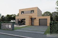 Maison+Terrain de 5 pièces avec 4 chambres à Saint-Pierre-de-Bailleul 27920 – 311020 € - ABOI-21-02-17-452
