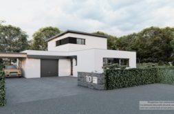 Maison+Terrain de 5 pièces avec 4 chambres à Vexin-sur-Epte 27630 – 363031 € - ABOI-21-02-17-449