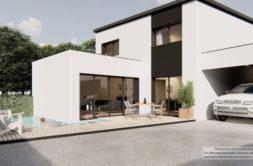 Maison+Terrain de 4 pièces avec 3 chambres à Vexin-sur-Epte 27630 – 294631 € - ABOI-21-02-17-534