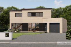 Maison+Terrain de 4 pièces avec 3 chambres à Port-Mort 27940 – 345576 € - ABOI-21-02-17-555