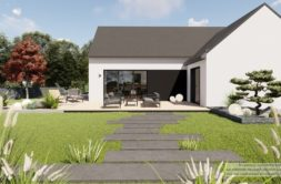 Maison+Terrain de 3 pièces avec 2 chambres à Tilly 27510 – 249507 € - ABOI-21-02-17-503