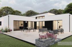 Maison+Terrain de 4 pièces avec 3 chambres à Vaux-sur-Seine 78740 – 387973 € - ABOI-21-03-03-86