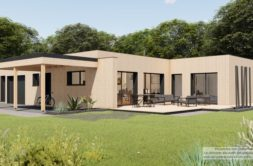 Maison+Terrain de 4 pièces avec 3 chambres à Guainville 28260 – 341660 € - ABOI-21-03-03-42