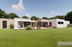 Maison+Terrain de 5 pièces avec 3 chambres à Ézy-sur-Eure 27530 – 306020 € - ABOI-21-03-03-38