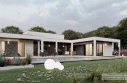 Maison+Terrain de 5 pièces avec 3 chambres à Ézy-sur-Eure 27530 – 386129 € - ABOI-21-03-03-30