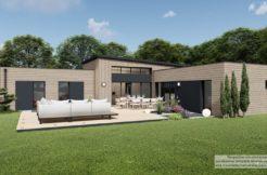 Maison+Terrain de 8 pièces avec 6 chambres à Guainville 28260 – 421460 € - ABOI-21-02-03-213