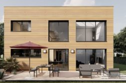 Maison+Terrain de 5 pièces avec 4 chambres à Quévert 22100 – 291488 € - KRIB-21-02-09-10
