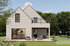 Maison+Terrain de 6 pièces avec 4 chambres à Roche-Jaudy 22450 – 270316 € - MLAG-21-07-07-3