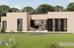 Maison+Terrain de 7 pièces avec 3 chambres à Loperhet 29470 – 309000 € - CPAS-21-03-31-18