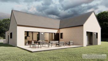 Maison+Terrain de 6 pièces avec 4 chambres à Saint Urbain 29800 – 290676 € - CPAS-21-03-08-23