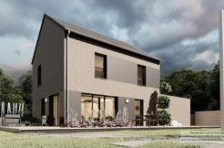 Maison+Terrain de 5 pièces avec 3 chambres à Forest-Landerneau 29800 – 281154 € - CPAS-21-03-15-14