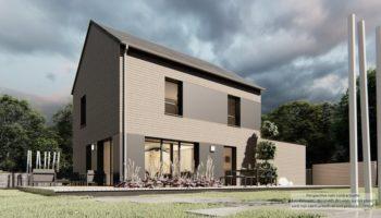 Maison+Terrain de 5 pièces avec 3 chambres à Saint Urbain 29800 – 250676 € - CPAS-21-03-08-25
