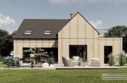 Maison+Terrain de 4 pièces avec 3 chambres à Hillion 22120 – 359504 € - YLM-21-03-01-22