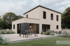 Maison+Terrain de 6 pièces avec 4 chambres à Forest-Landerneau 29800 – 311154 € - CPAS-21-03-15-15