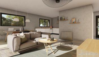 Maison+Terrain de 5 pièces avec 4 chambres à Loyat 56800 – 193290 € - MLEP-21-04-29-12