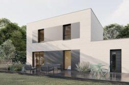 Maison+Terrain de 5 pièces avec 4 chambres à Pontivy 56300 – 221568 € - MLEP-21-06-08-1