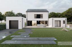 Maison+Terrain de 8 pièces avec 3 chambres à Tréméven 29300 – 339630 € - BCAN-21-04-13-3