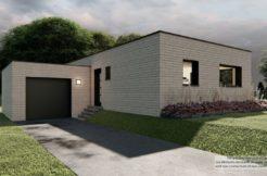 Maison+Terrain de 4 pièces avec 3 chambres à Chapelle-sur-Erdre 44240 – 461427 € - CVAS-21-07-27-14