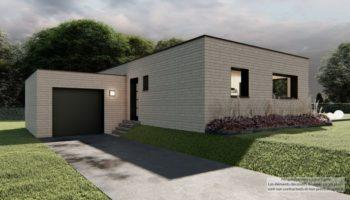 Maison+Terrain de 4 pièces avec 3 chambres à Sainte-Luce-sur-Loire 44980 – 399985 € - CVAS-21-04-30-6