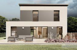 Maison+Terrain de 5 pièces avec 3 chambres à Guipavas 29490 – 279134 € - CPAS-21-06-09-15