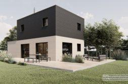 Maison+Terrain de 5 pièces avec 3 chambres à Lesneven 29260 – 228161 € - CPAS-21-08-30-10