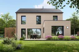 Maison+Terrain de 4 pièces avec 3 chambres à Locmaria-Grand-Champ 56390 – 309583 € - MLEP-21-05-10-1